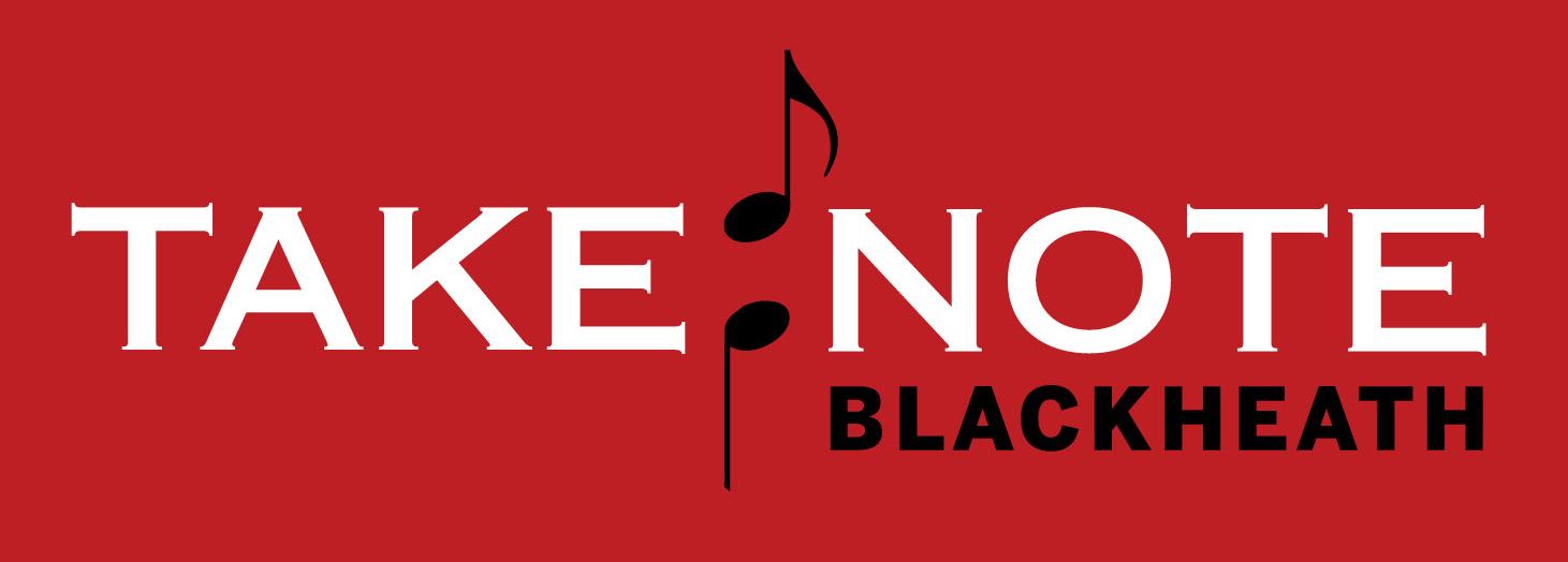 Take Note BlackHeath